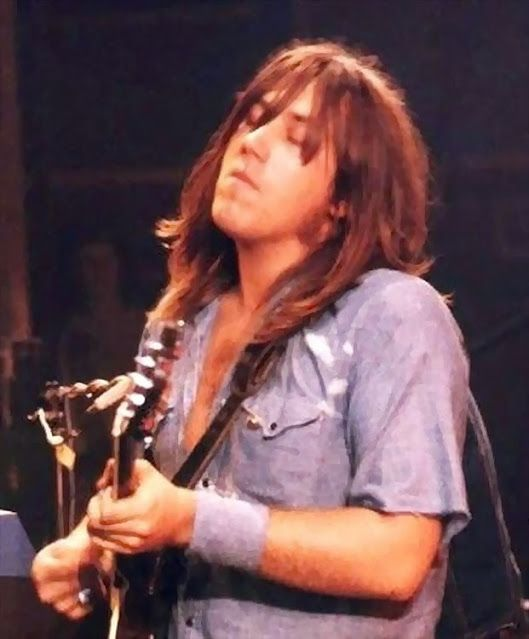 TERRY KATH of Chicago (the band) (January 31, 1946 – January 23, 1978)