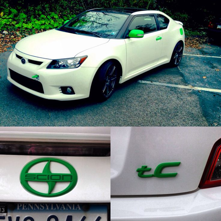 Plasti dipped my 2012 Scion Tc. Awesome product and easy to use. Think I might have to do my wheels to protect them from salt this winter. https://www.dipyourcar.com