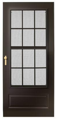 Your Saved Storm Door - Andersen Storm Doors & Screen Doors