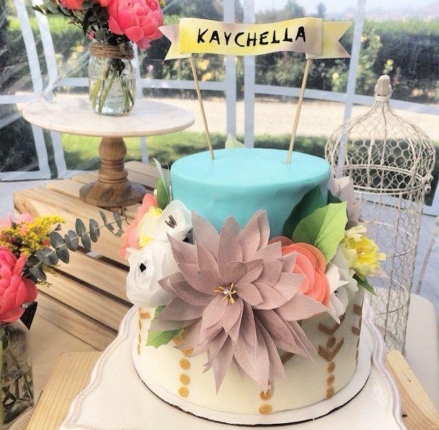 coachella cakes - Google Search