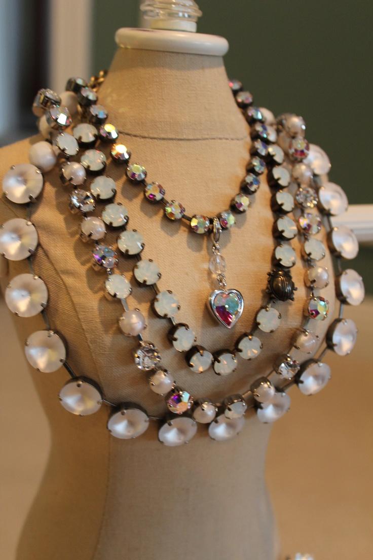 Sabika look necklace - Sabika Tiara Modern Diva Celebrations T Shirt Sabikalove Sabika