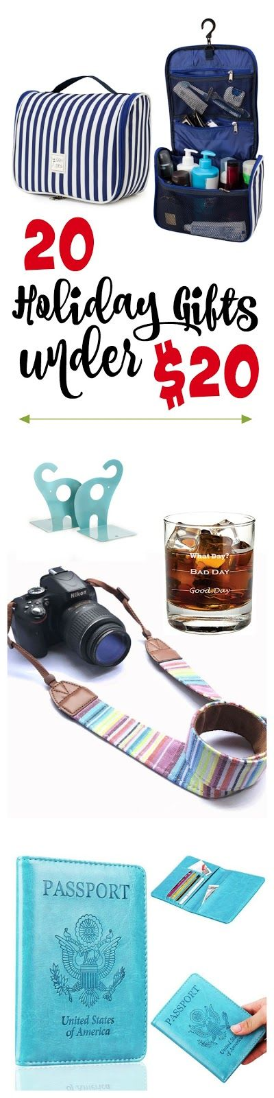 20 Holiday Gifts Under $20...the budget friendly C…