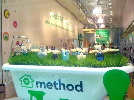 Green Marketing from Method. beautiful! Brought to you by Shoplet Promos- everything for your business. www.shopletpromos.com