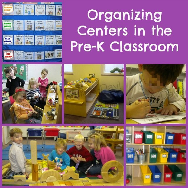 97 Best Images About Preschool Centers  Small Group
