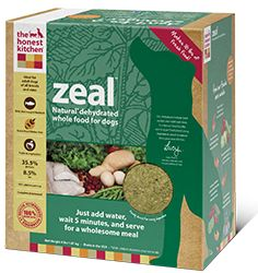 Zeal - Grain Free Dog Food For Sensitive Dogs | The Honest Kitchen  #awesomestuff