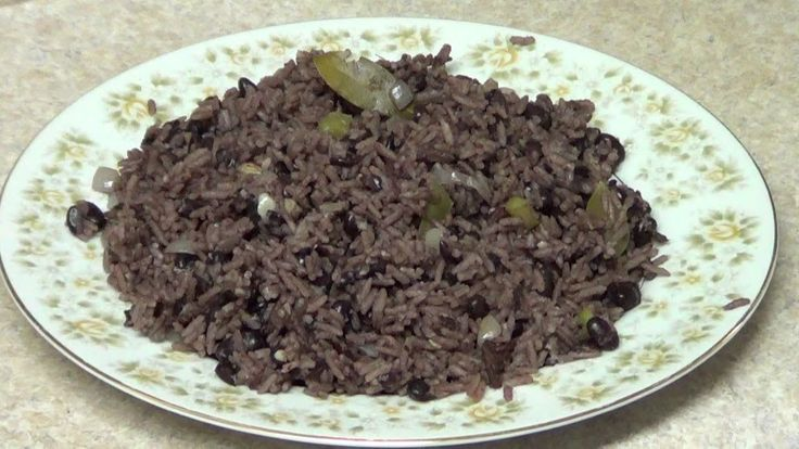 Congri - How to make Congri Cuban cuisine style. -PekisKitchen.