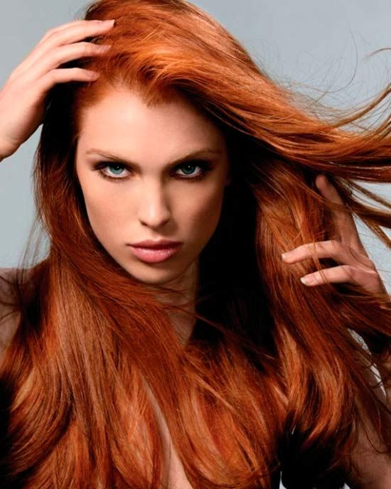 Gorgeous Winter Hair Color Trends and Hairstyles to Give a Try  #haircolors #hairstyles: