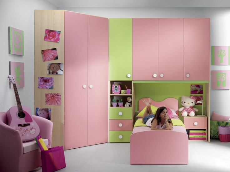 26 best Camere a Ponte images on Pinterest | Kid bedrooms, Kid rooms ...