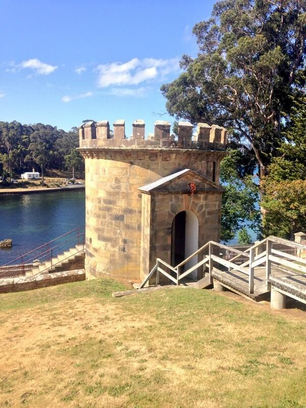 @ElisaParkRanger:5.Guard Tower in the military district:Soldiers pursued & captured escaped convicts @Paulette Moore