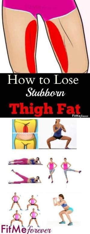 Wie man inneres Oberschenkel-Fett loswird – 10 beste Übungen