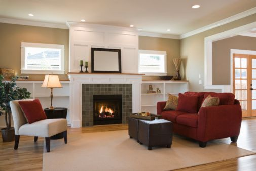 The Ideas for the Fake Fireplace Mantel : Fireplace Mantel Design Ideas