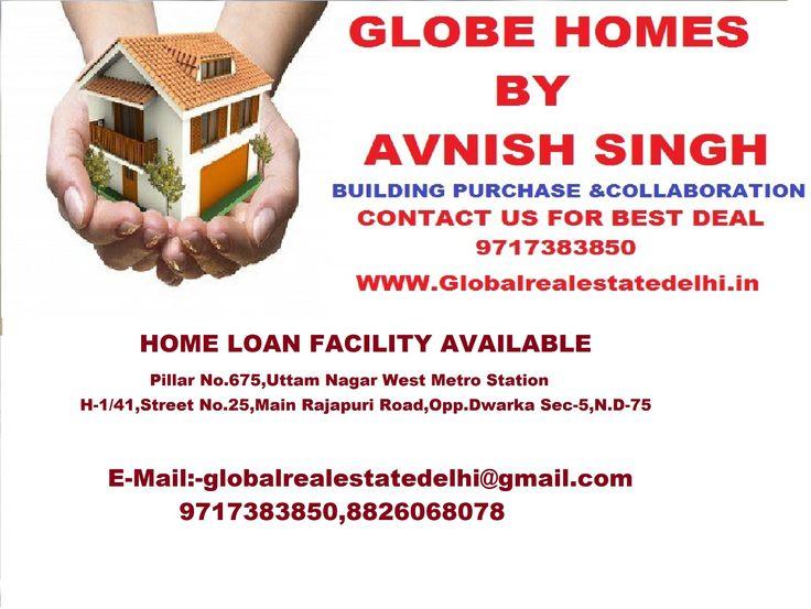 Most respectfully I want invite you for flat visit in uttam nagar delhi, so I am sending you all details of property like ==1 , 2 , 3 and 4 bhk.. | Global Real Estate | Pulse | LinkedIn
