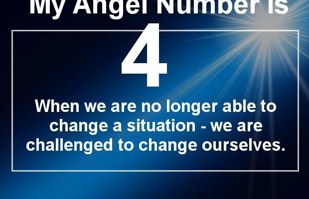 Discover Why Angel Number 4 Is One Of The Most Powerful