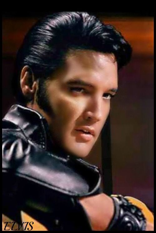 Elvis# Presley in his 1968 Comeback Special. Songs have a way of changing your facial expression, but this time it's about holding on constantly to the love you have expressed about a girl. Elvis was dramatic at times with his songs.