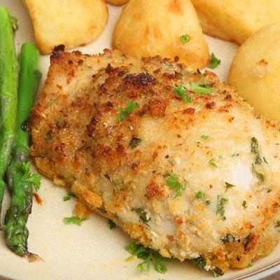 Garden Cream Cheese Stuffed Chicken Recipe - Key Ingredient