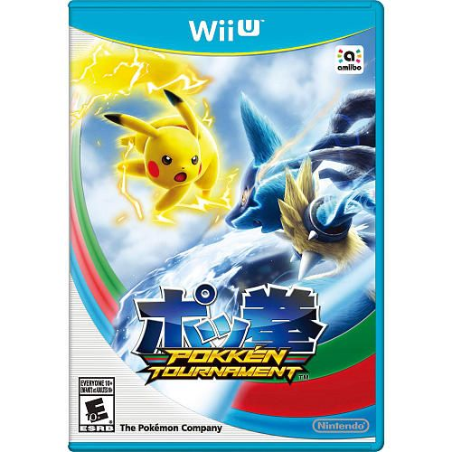 Battle Pokemon like never before in all-new, action-packed arena fights! Perform vivid Pokemon moves in all their glory with button combinations through an intuitive fighting system to unleash devastating attacks upon your opponent to become the Pokken Tournament champion!<br> <br>Learn various fighting styles of Pokemon such as Pikachu, Charizard, Lucario, and more. Any fan will be able to learn and execute signature Pokemon moves with a press of a button. Turn the tide of battle by…
