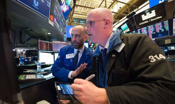 Dow Jones futures show US stock exchange due to open 1200 points down shaking Wall Street