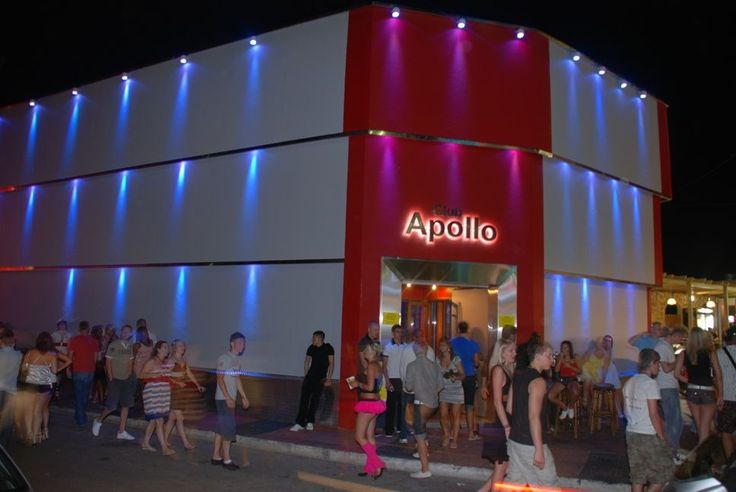 Malia, Club Apollo - Crete