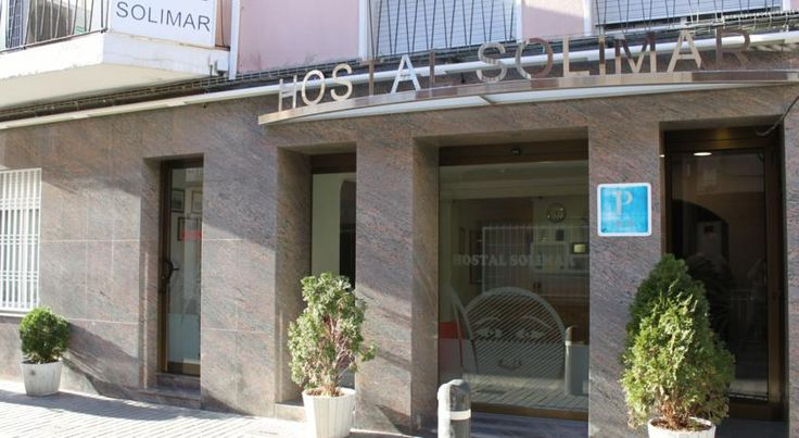 Hostal Solimar Badalona Hostal Solimar is set just 200 metres from the beach, in the heart of Badalona. It offers good-value accommodation, with easy access to Barcelona city centre and the Maresme Coast.  This small hotel offers simple, comfortable rooms.