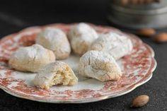 La ricetta delle Paste di mandorla siciliani - Biscotto di mandorle morbidi - Biscotti di pasta di mandorle facili e veloci, pronti in 5 minuti !