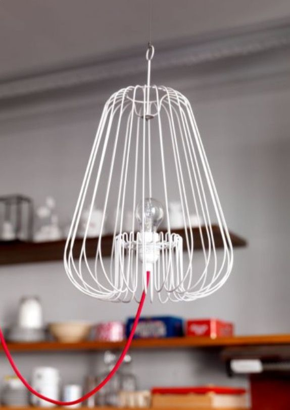 """This lovely lamp is from our feature """"Paris tres Jolie"""""""