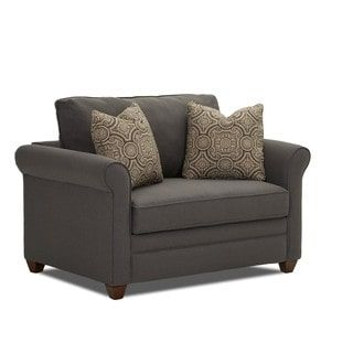 Shop for Dopler Contemporary Grey Innerspring Chair Sleeper. Get free shipping at Overstock.com - Your Online Furniture Outlet Store! Get 5% in rewards with Club O! - 21171247