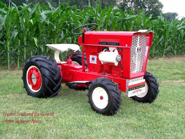 Ih Garden Tractors : Best ford garden tractors images on pinterest