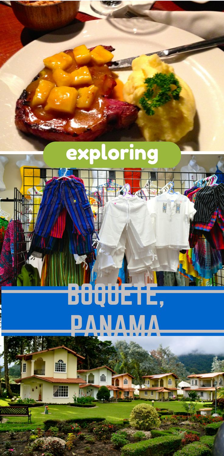 "Blogger: ""Boquete, Panama is high in the mountains close to the Costa Rica border. It is where my husband and I are building a subdivision of long-term rental houses and exploring part-time expat living."""