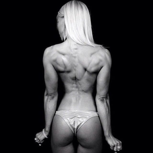 Amazing back