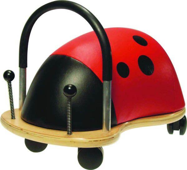 Wheely Bug- Ladybug