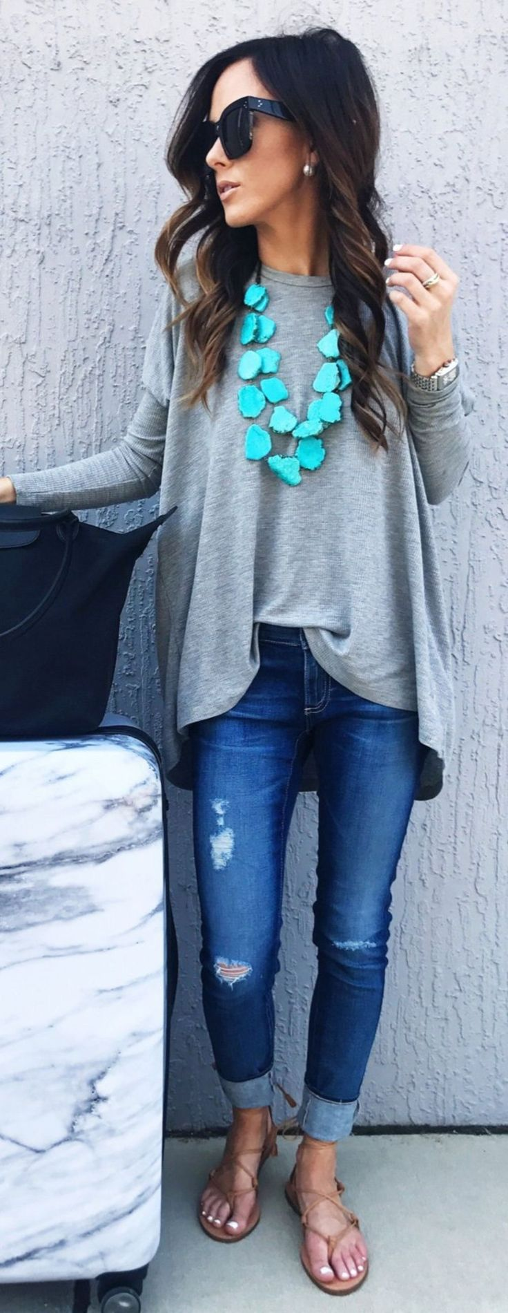 Chic spring outfits for work to try 2017 (25) - Fashionetter