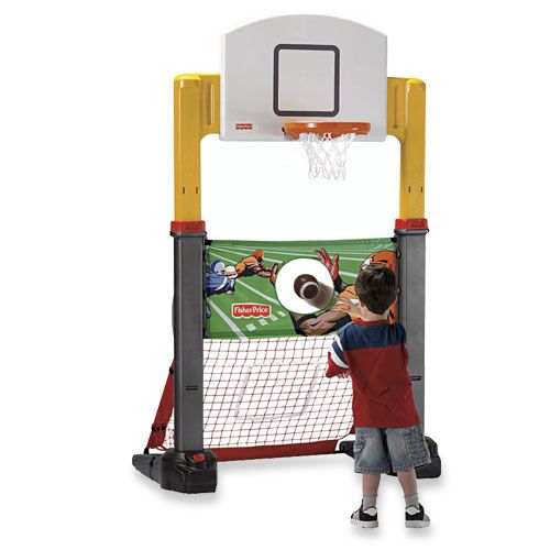 Cool Outdoor Toys for Boys Give Me Five Sports Station by Fisher Price