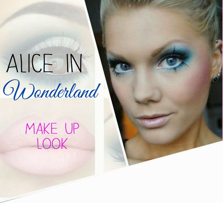Get Ready With Me | Alice in Wonderland Makeup