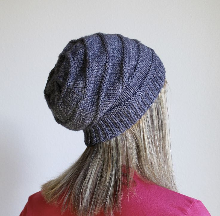 The Favorite Knit Slouchy pattern by Jamie Sande ...