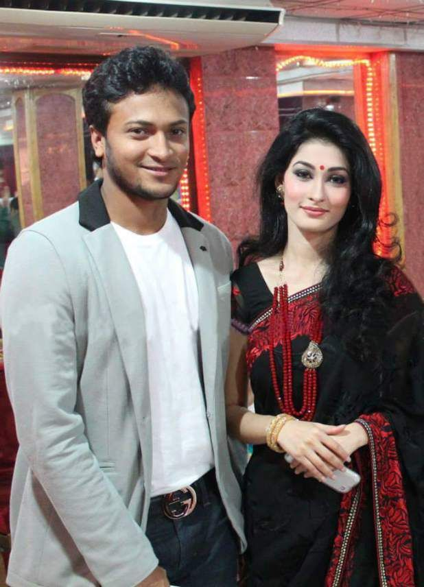 Shakib Al Hasan Wife Umme Ahmed Shishir Wiki, Photos (15)