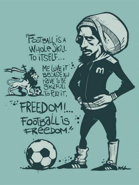 **Bob Marley** More fantastic caricatures, cartoons & sketch arts, pictures, music and videos of *Robert Nesta Marley* on: https://de.pinterest.com/ReggaeHeart/ ©Gonza Rodriguez/ https://www.flickr.com/photos/gonzalorodriguez