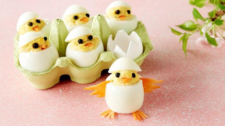 Ihana pääsiäinen! Söpöt tipumunat