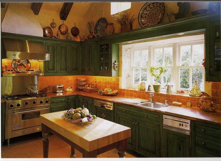 Beautiful Open Kitchen Future House Pinterest