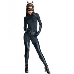The Dark Knight Rises Sexy Catwoman Vrouw Kostuum