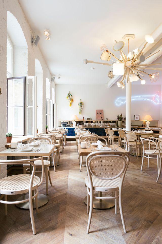 Exotic Comfort Panama Restaurant Bar In Berlin