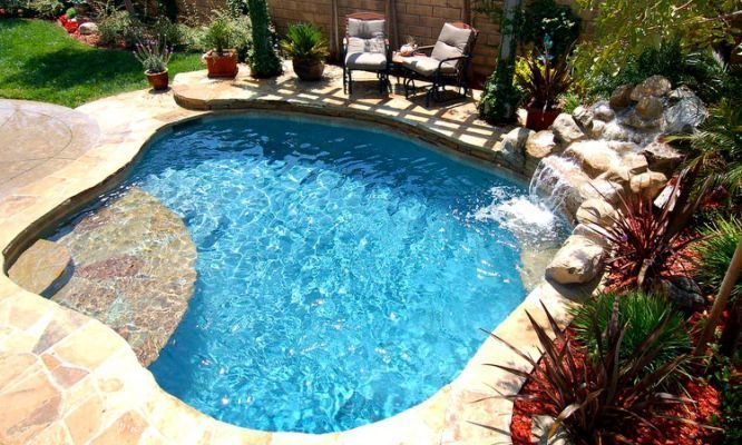 26 Summer Pool Bar Ideas To Impress Your Guests: Best 25+ Inground Pool Designs Ideas On Pinterest