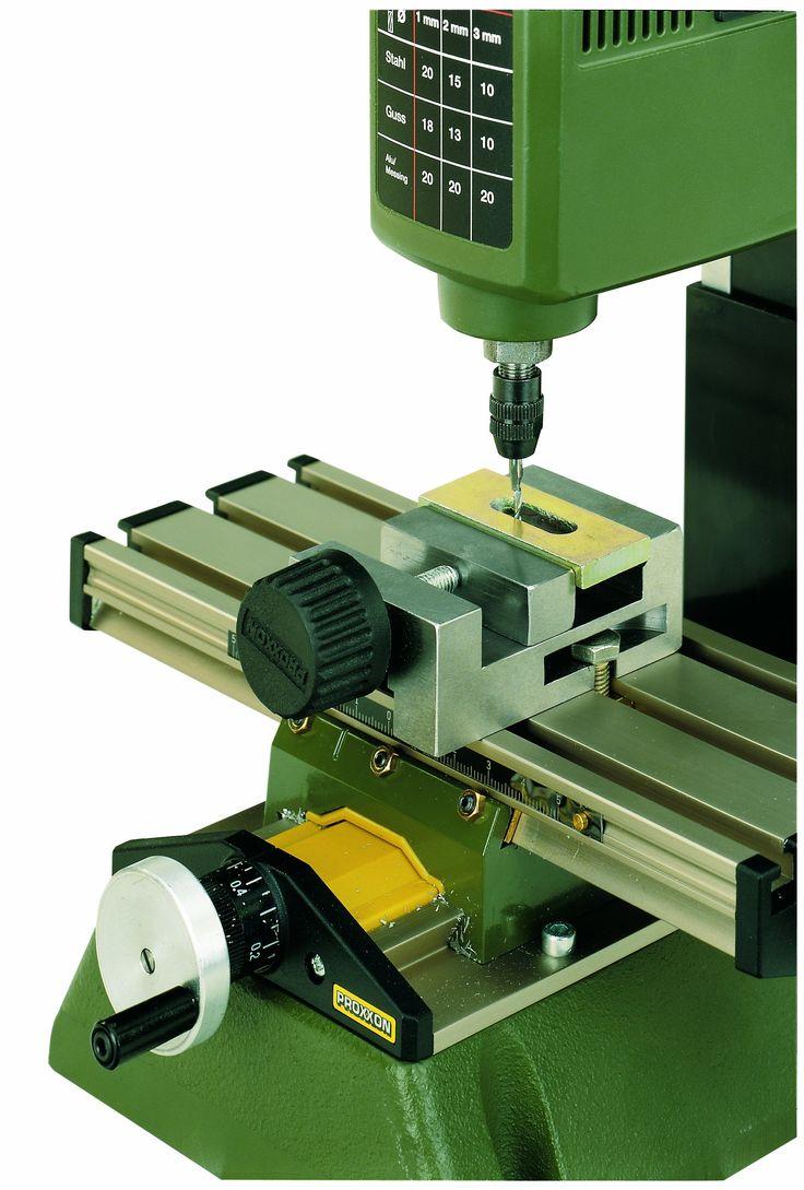 Proxxon 24260 Precision Machine Vise for MF 70