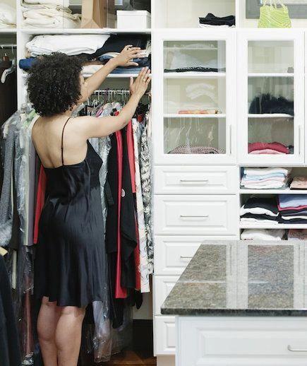 Closet Organizer 12 Inch Deep Shelves Smallclosetorganizerideas