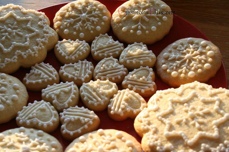 Biscuits perlés
