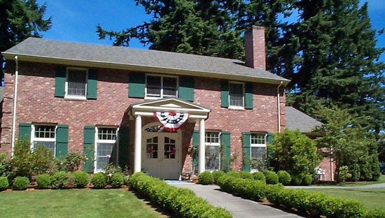 Fisher House at Joint Base Lewis-McChord in Washington