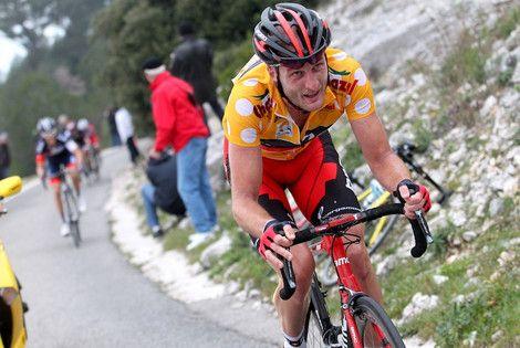 Tour Méditerranéen winner Steve Cummings makes his return to racing after suffering a fractured elbow at the Baloise Belgium Tour. (©BMC/Graham Watson.)