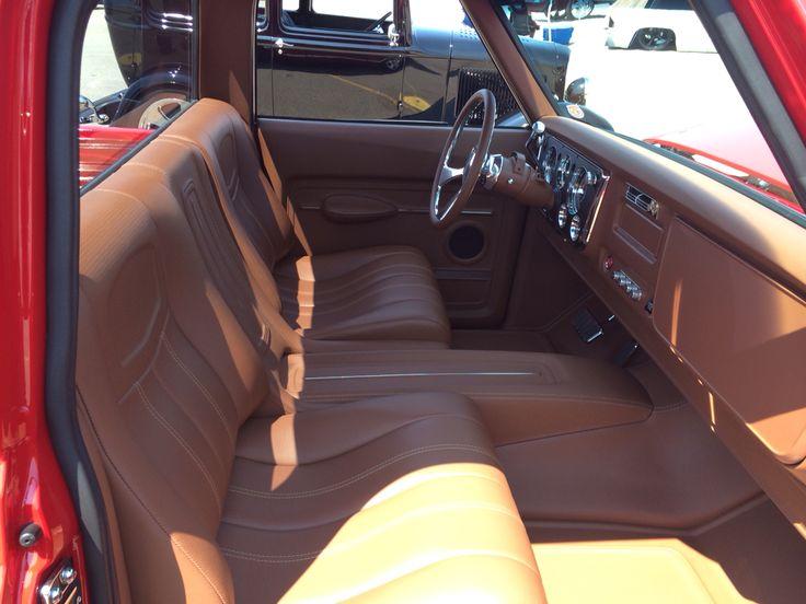 88 best c10 interior39s images on pinterest chevrolet for C10 interior ideas