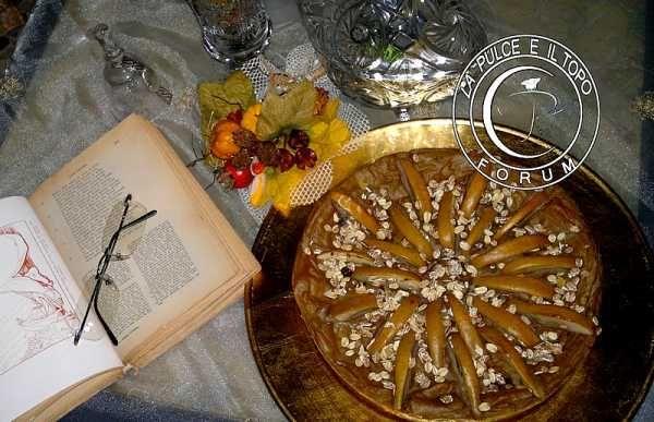 Torta Rustica alle mele, Glutenfree, Vegan, Light, Sugarfree http://www.lapulceeiltopo.it/forum/ricettedolci-e-senza-glutine/2191-torta-rustica-alle-mele,-glutenfree,-vegan,-light,-sugarfree#3049