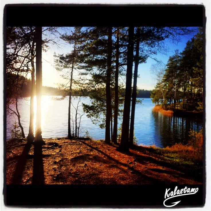 Lake - www.kalastamo.com - Iso-Melkutin