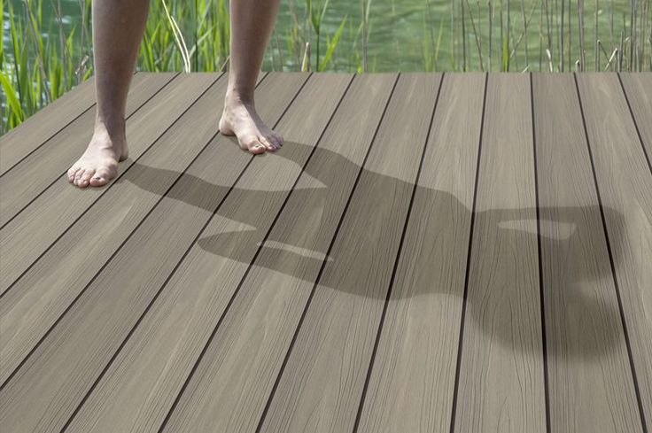 Decking Visualizer2--Composite Decking, UltraShield by NewTechWood
